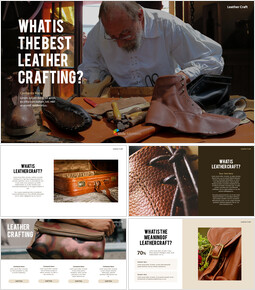 What Is The Best Leather Crafting Outline PPT Presentation_00