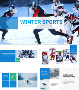 Winter Sports Easy Google Slides_00
