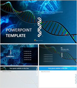 DNA - 파워포인트 이미지 무료 다운로드_00