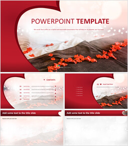 Rose Bedroom - Free Professional PowerPoint Templates_00